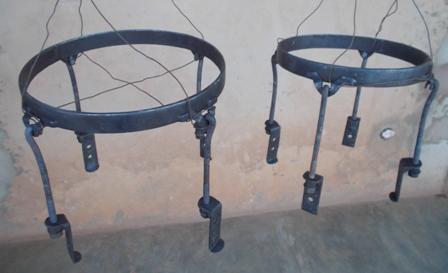 bongos ferrures